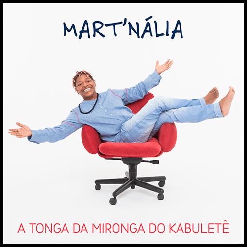 Mart'nália by Eny Miranda